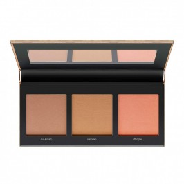 Палетка: 2 бронзатора и румяна MOST WANTED Bronzing Palette ARTDECO