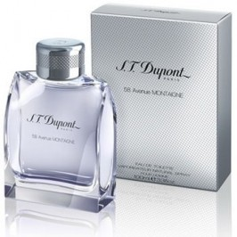 58 Avenue Montaigne edt S.T. Dupont