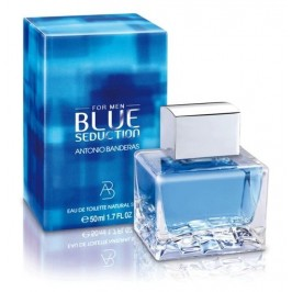 Blue Seduction for men edt 50ml Antonio Banderas