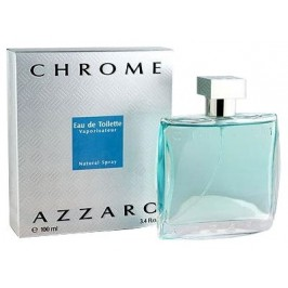 Chrome edt 100ml Azzaro