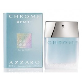 Chrome Sport edt 50ml Azzaro