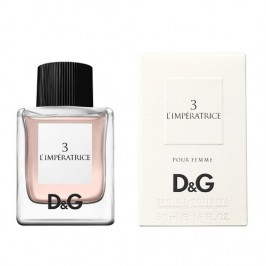 D&G 3 L`Imperatrice edt 50ml Dolce & Gabbana