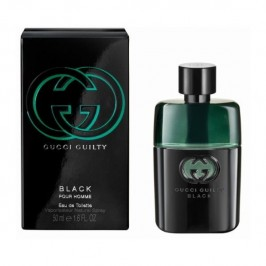 Guilty Black Pour Homme edt 50ml Gucci