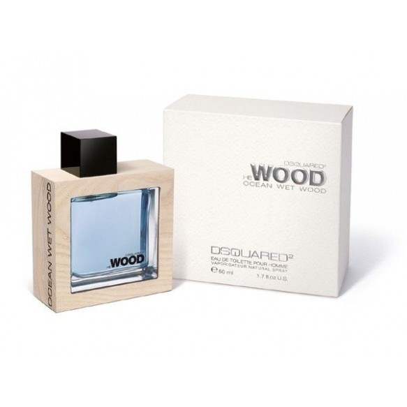 He Wood Ocean Wet Wood edt 50ml Dsquared2