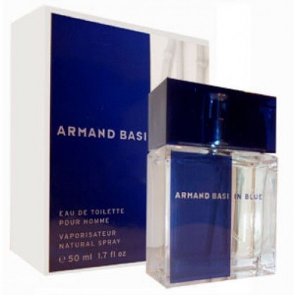 In Blue edt Armand Basi