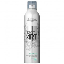 Мусс-спрей для прикорневого объема Tecni Art Volume Lift 250 ml Loreal Professionnel