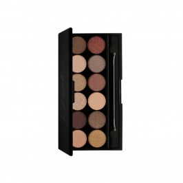 Палетка теней i Divine Eyeshadow Palette All night long Sleek