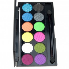 Палетка теней i Divine Eyeshadow Palette Acid Sleek