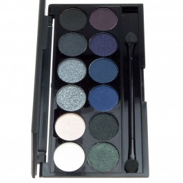 Палетка теней i Divine Eyeshadow Palette Bad Girl Sleek