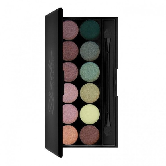Палетка теней i Divine Eyeshadow Palette Garden of Eden Sleek