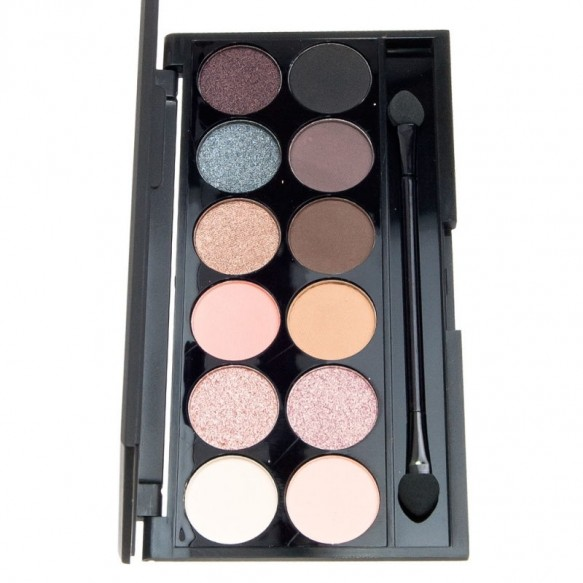 Палетка теней i Divine Eyeshadow Palette Oh So Special Sleek