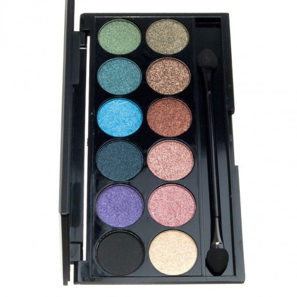 Палетка теней i Divine Eyeshadow Palette Original Sleek