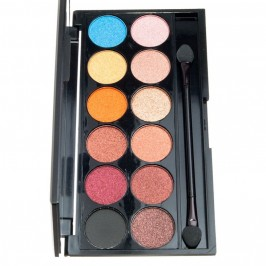 Палетка теней i Divine Eyeshadow Palette Sunset Sleek