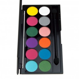 Палетка теней i Divine Eyeshadow Palette Ultra Matte V1 Sleek