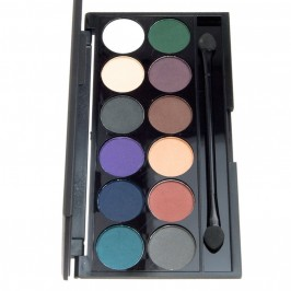 Палетка теней i Divine Eyeshadow Palette Ultra Matte V2 Sleek