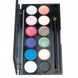 Палетка теней i Divine Eyeshadow Primer Palette Sleek