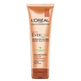 Разглаживающий и восстанавливающий шампунь Lissage & Reparation EverLiss 250ml LOREAL