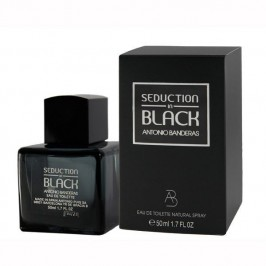 Seduction in Black edt 50ml Antonio Banderas