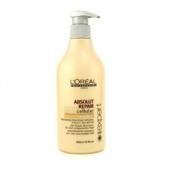 Шампунь Absolute Repair Cellular Shampoo Loreal Professionnel