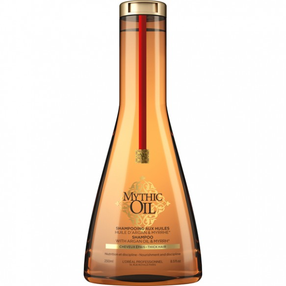 Шампунь для плотных волос Mythic Oil Shampoo For Thick Hair LOreal Professionnel