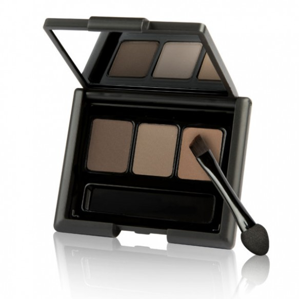 Тени для бровей Basics Brow Powder Palette Styling JA-DE