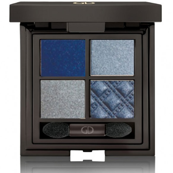 Тени для век четырехветные Idyllic Eye Shadow JA-DE