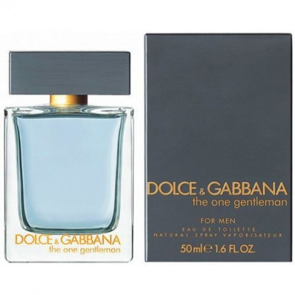 The One Gentleman edt 50ml Dolce & Gabbana