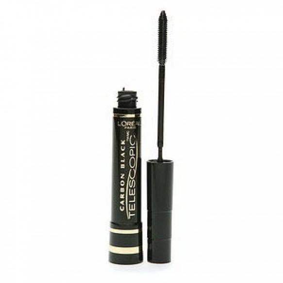 Тушь для ресниц Telescopic Carbon Black Loreal