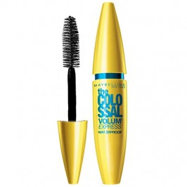 Тушь водостойкая Volum Express Colossal Waterproof MAYBELLINE