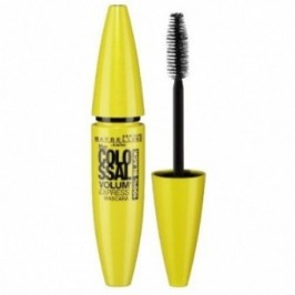 Тушь VOLUME EXPRESS COLOSSAL 100% BLACK MAYBELLINE