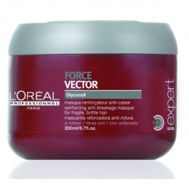 Укрепляющая маска Force Vector Mask Loreal Professionnel